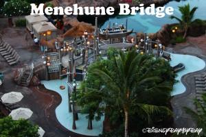 DisneyDayByDay - Aulani - Menehune Bridge