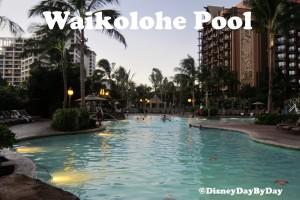 DisneyDayByDay - Aulani - Waikolohe Pool