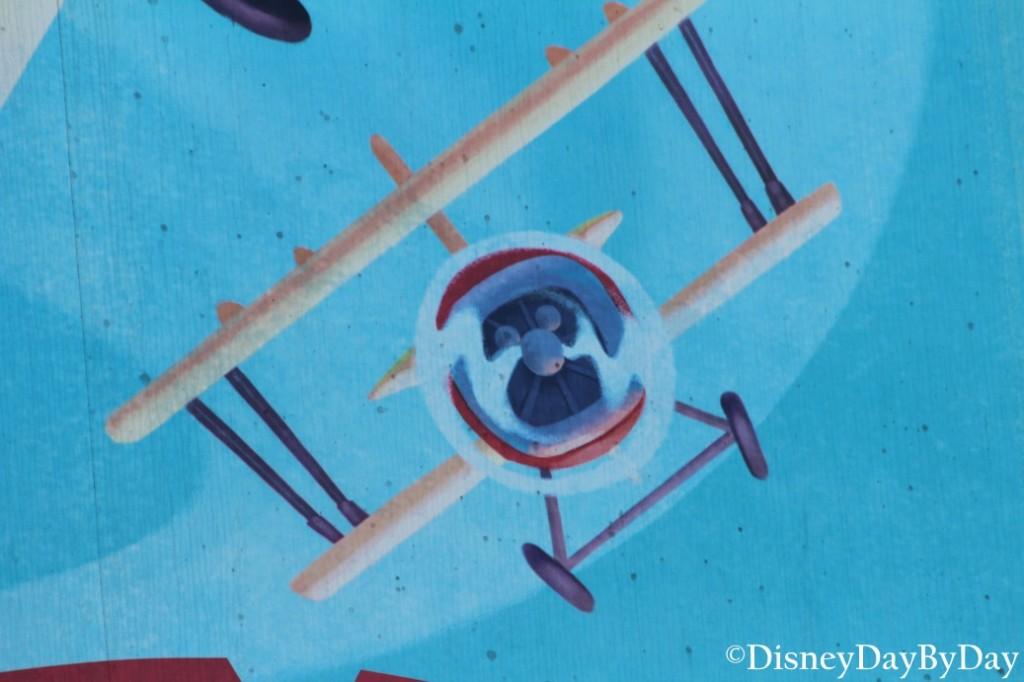 Hidden Mickey - Barnstormer -2- DisneyDayByDay