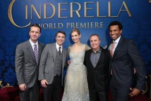Cinderella Premiere - 1 - DisneyDayByDay