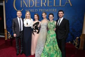 Cinderella Premiere - 2 - DisneyDayByDay