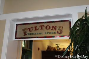 Port Orleans Riverside - Fultons General Store 1 - DisneyDayByDay