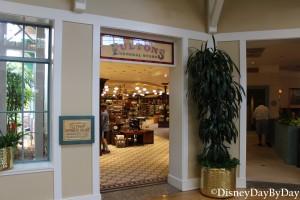 Port Orleans Riverside - Fultons General Store 2 - DisneyDayByDay