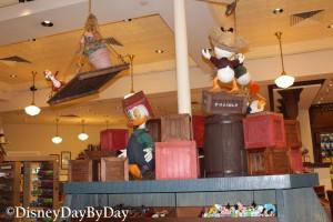 Port Orleans Riverside - Fultons General Store 7 - DisneyDayByDay