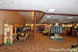 Port Orleans Riverside - Medicine Show Arcade 3 - DisneyDayByDay