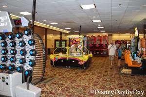 Port Orleans Riverside - Medicine Show Arcade 4 - DisneyDayByDay
