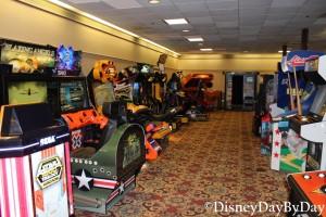 Port Orleans Riverside - Medicine Show Arcade 5 - DisneyDayByDay