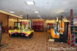 Port Orleans Riverside - Medicine Show Arcade 6 - DisneyDayByDay