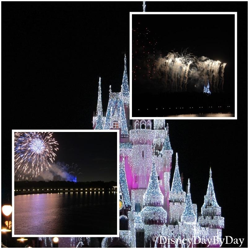 Disney Fireworks - DisneyDayByDay