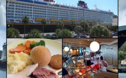 Disney Fantasy - Cabanas - Favorite Food Friday