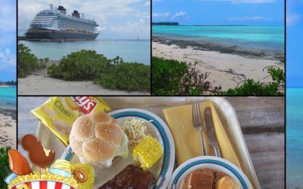 Cookie's BBQ - Castaway Cay - DisneyDayByDay